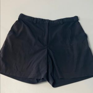 Lady Hagen black shorts 12 -EUC